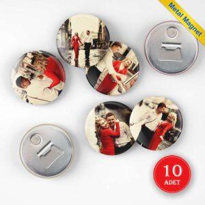 açacaklı metal magnet, fotoboya.com
