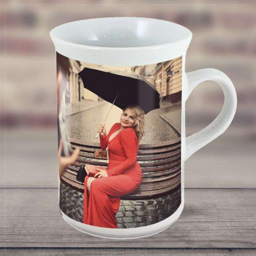 Fotoğrafından Windsor Beyaz Kupa Bardak