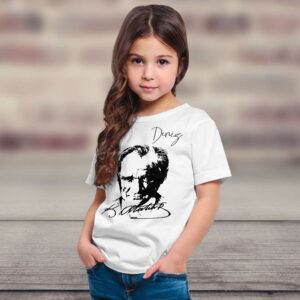 atatürk baskılı tişört, fotoboya.com