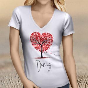 isminize özel tasarım tişörtler, fotoboya.com