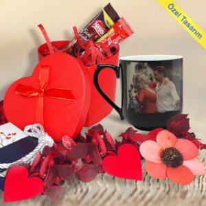 fotoboya.com, oval sihirli kupa bardak romantik kutu