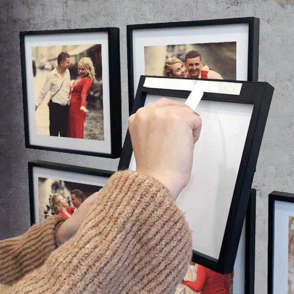 fotoboya.com, yapışan kare fotoğraf çerçevesi ve fotoğraf baskı