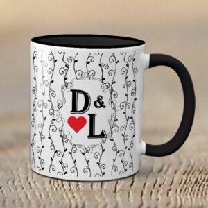 İsminize özel tasarım kupa bardak, fotoboya.com