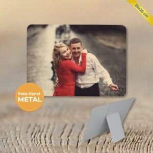 Metal Fotoğraf Paneli 9x12 cm ve Fotoğraf Baskı, fotoboya.com